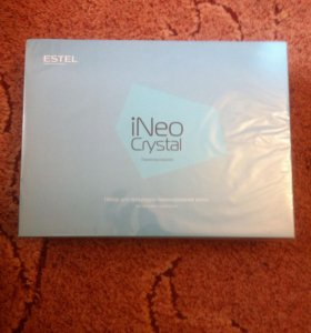 ESTEL набор для ламинирования волос iNeo-Crystal