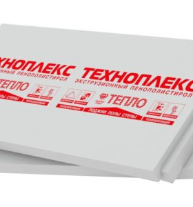 Техноплекс пеноплекс теплоизоляция