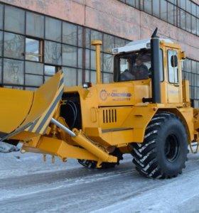 Трактор-тягач К-703-МА-12-04Т