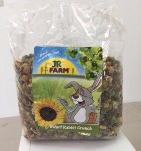 Корм для карликовых кроликов. 1 кг
