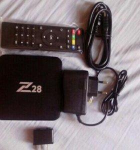 Тв приставка Z28 2/16гб.