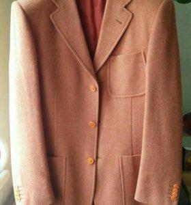 Пиджак мужской шерстяной италия