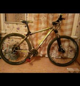 Продам велосипед mongoose tyax29