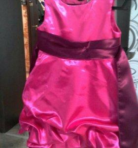 Платье 18-24 мес.,рост 92