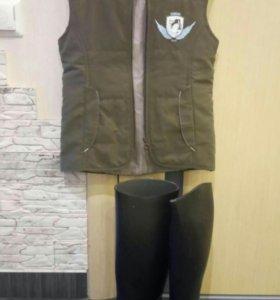 Одежда для всадника