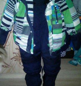 Peluche&Tartine зимний костюм