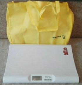 Весы детские maman SBBC 212