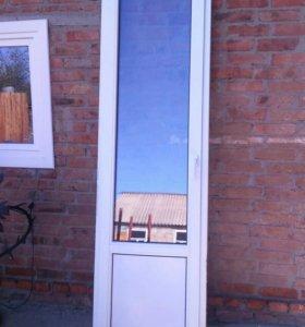 """Новая дверь """"REHAU BLITZ"""""""