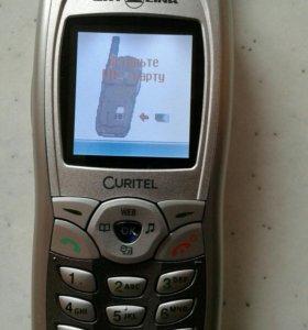 Телефон curitel НХ-525В