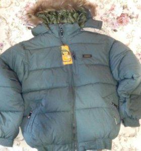 Куртка 54-56 раз.