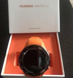Смарт-Часы Huawei Watch 2 4G (LEO-DLXX) Orange