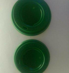 Зеленые крышки