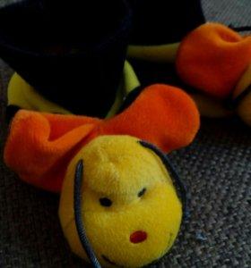 Пинетки- игрушки