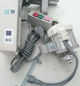 Сервомотор для швейной машины