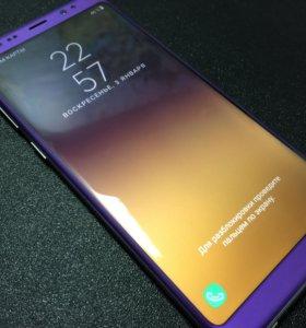 Samsung Galaxy S8 Plus экран 6,2 дюйма
