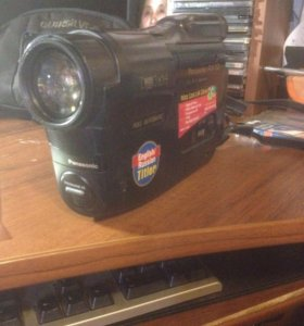 Видеокамера Panasonic RX10 vhs