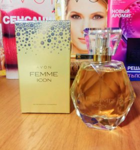 Парфюмерная вода Femme Icon от Avon, для неё