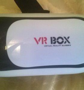 VR BOX 2.0 новый + джойстик