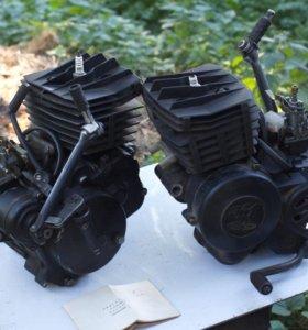 Двигатель ЗДК 50-21
