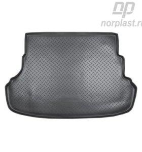 Коврик багажника Norplast в Hyundai Solaris Sed