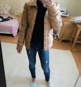 Куртки на осень, зиму