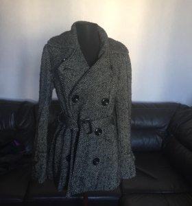Оригинал, очень тёплое пальто.