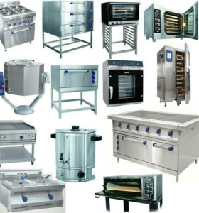 Оборудование для общепита, кафе, пекарни