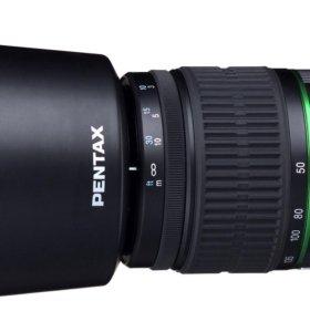 Объектив Pentax 50-200 мм