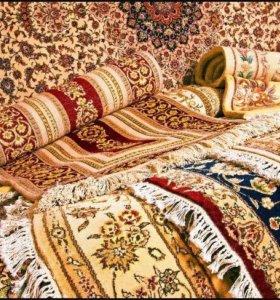 Стирка ковров, паласов МИАСС