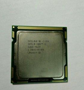 I3-550 Clarkdale 3200Mhz LGA1156