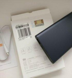 Внешний аккумулятор Xiaomi Mi Power Bank 2 10000