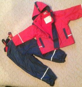 Куртка и камбинезон