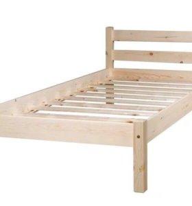 Кровать новая ,доставка,сборка