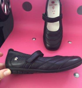 Туфли для девочки р.29