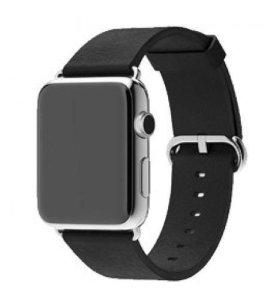 Ремешок кожаный Rock для Apple Watch 38mm