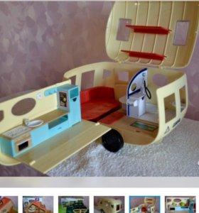 Комплекты детских игрушек Sylvanian Families