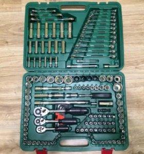 Профессиональный набор инструментов 61-150 деталей