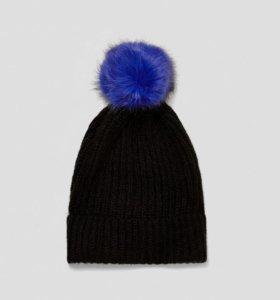 Новые шапочки zara