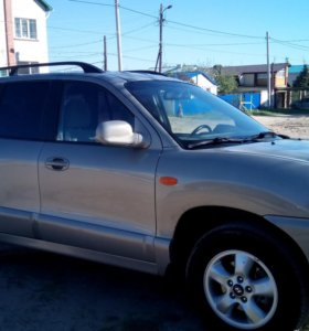 Hyundai Santa Fe 2.7 AT, 2008