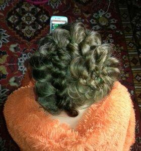 Плетение кос на дому