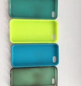 Чехлы на iPhone 5 c