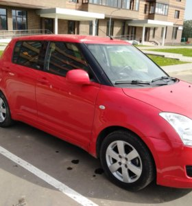 Suzuki Swift, 2008 г., 1,3л