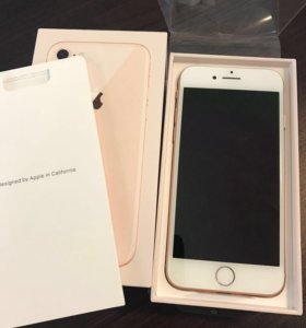 Iphone 8 64 Gb Gold