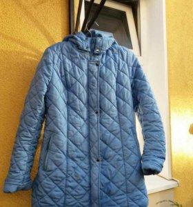 Пальто Демисезонное размеры с 44по 50