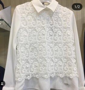 Блузка для школы 158р-р
