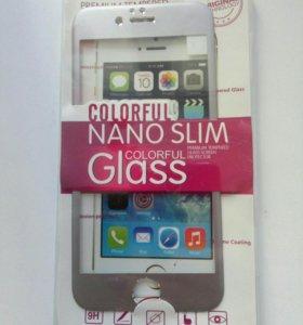 Защитное стекло для iphone 6