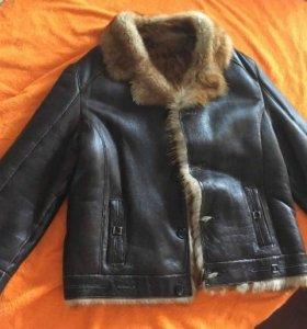 Мужская дублёнка/куртка из тосканы