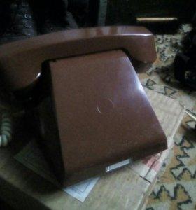 Телефон без дисковый