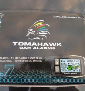 Сигнализация tomahawk 9.7 томагавк