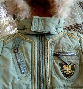 Куртка зима Кико